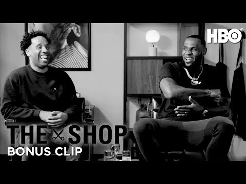 The Shop: Uninterrupted: 'I Never Knew What Old Man Strength Was' (Season 2 Bonus Clip) | HBO