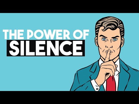 The Power of Silence: Why Silent People Are Successful