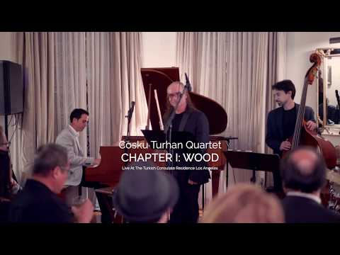 Cosku Turhan Quartet Live at the Consulate General's Residence