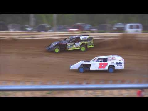 Sport Mod Heat #2 from Jackson County Speedway, July 6th, 2018.