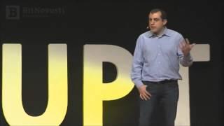 Афины  DISRUPT  Андреас Антонопоулос о криптовалюте биткойн