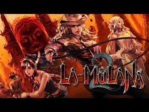 Cult classic indie game La-Mulana finally gets a proper sequel