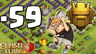 -59 IN TITAN LEAGUE! || CLASH OF CLANS || Let's Play CoC [Deutsch/German HD Android iOS PC]