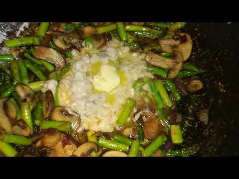 Sarita's Silent Kitchen: Mushroom Ravioli