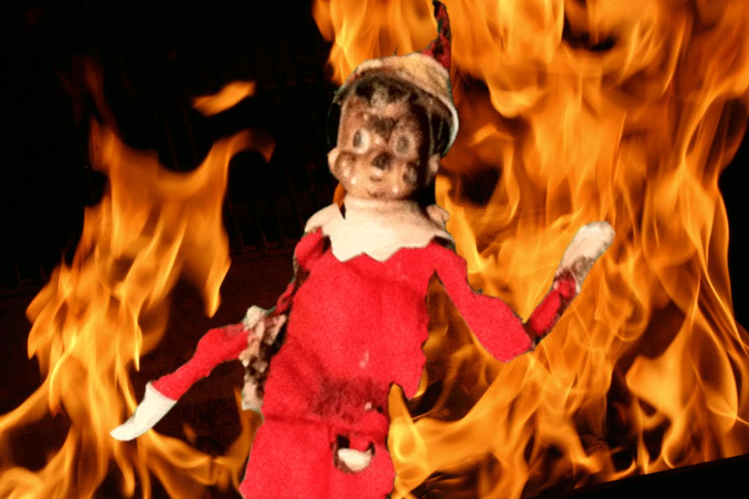 Elf On The Shelf Horror A Christmas Nightmare Matt And