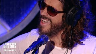 "Chris Cornell Covers John Lennon's ""Imagine"" on the Howard Stern Show (2011)"