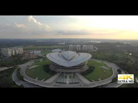 DJI Phantom 3 Pro | Putrajaya International Convention Centre | PICC Putrajaya | 4K