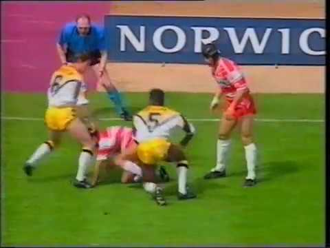 1992 Challenge Cup Final Castleford v Wigan