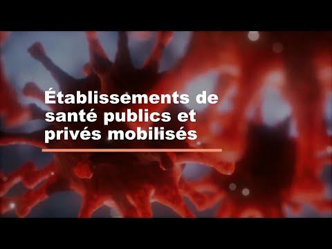Coronavirus: établissements de sante publics et privés mobilisés