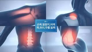 근육통엔 빠르카 자석 통증패치!