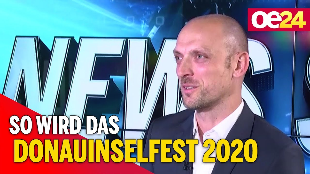 Donauinselfest 2020 Organisator Im Interview Youtube