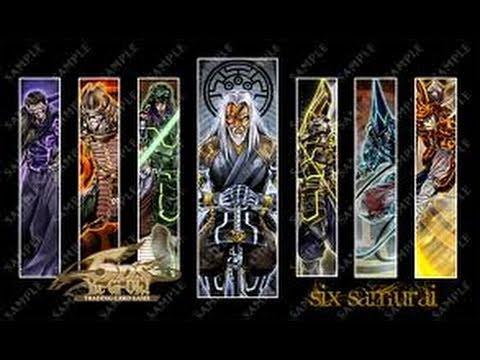 Yugioh Legendary Six Samurai Deck Detective Youtube