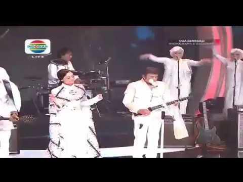 Duet Heboh...!! Lesti Kejora Feat Rhoma - Dasi Dan Gincu ( High Quality Audio)