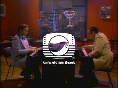 Michael Nesmith, Jim Cox, and John Hobbs - Dueling Lounge Pianos from Television Parts
