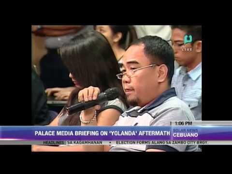 Solar News Cebuano   November 19, 2013