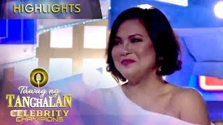 Apple Chiu is crowned as TNT Celebrity Champion of the day | Tawag ng Tanghalan