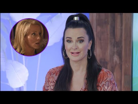 Kyle Richards Reacts to Infamous 'You're Such a F**king Liar, Camille'  From 'RHOBH'  Watc…