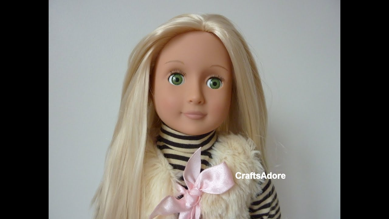our generation doll review holly og doll by battat from target us