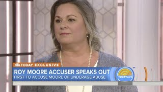 Leigh Corfman on her encounter with Roy Moore at age 14