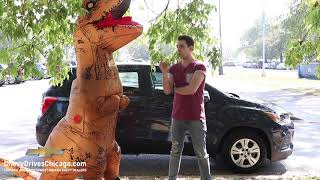 Chevy Trax Dinosaurs