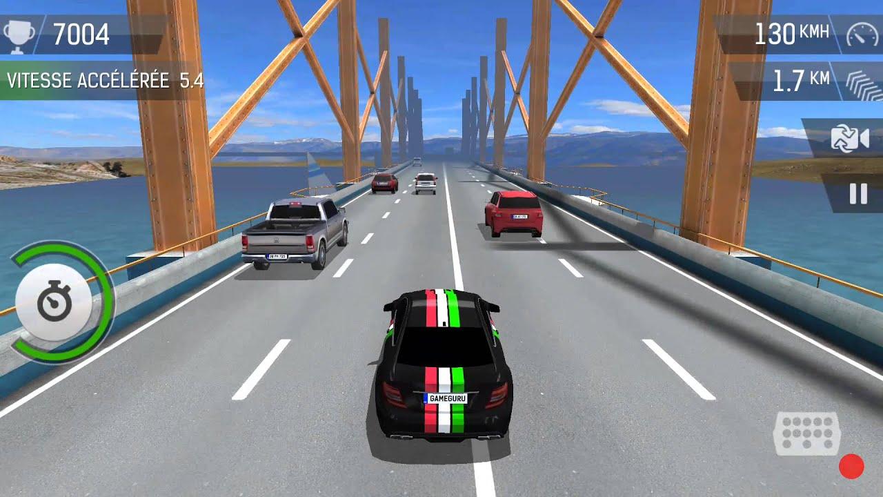 jeux de voiture km/h