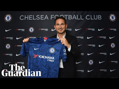 Chelsea appoint Frank Lampard as manager