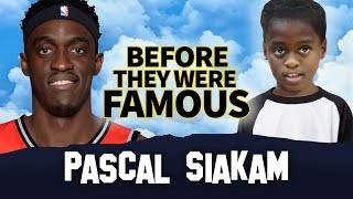 Pascal Siakam | Before They Were Famous | Toronto Raptors NBA Playoffs