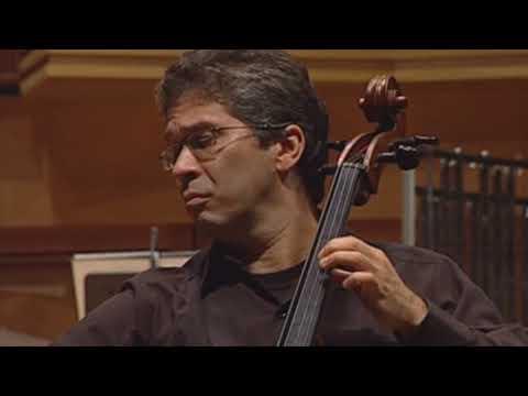 Carlos Alberto Vasquez - Concierto para Violoncello y Orquesta (2005)