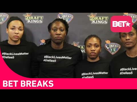 WNBA Players Stand Up Against Police Brutality To Much Controversy