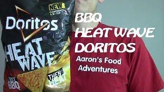 Doritos Heat Wave BBQ Chips | Spicochist Reviews