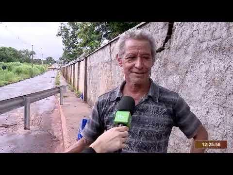 TBC 1 | CHUVA CAUSA ESTRADOS EM TODA REGIÃO METROPOLITANA DE GOIÂNIA