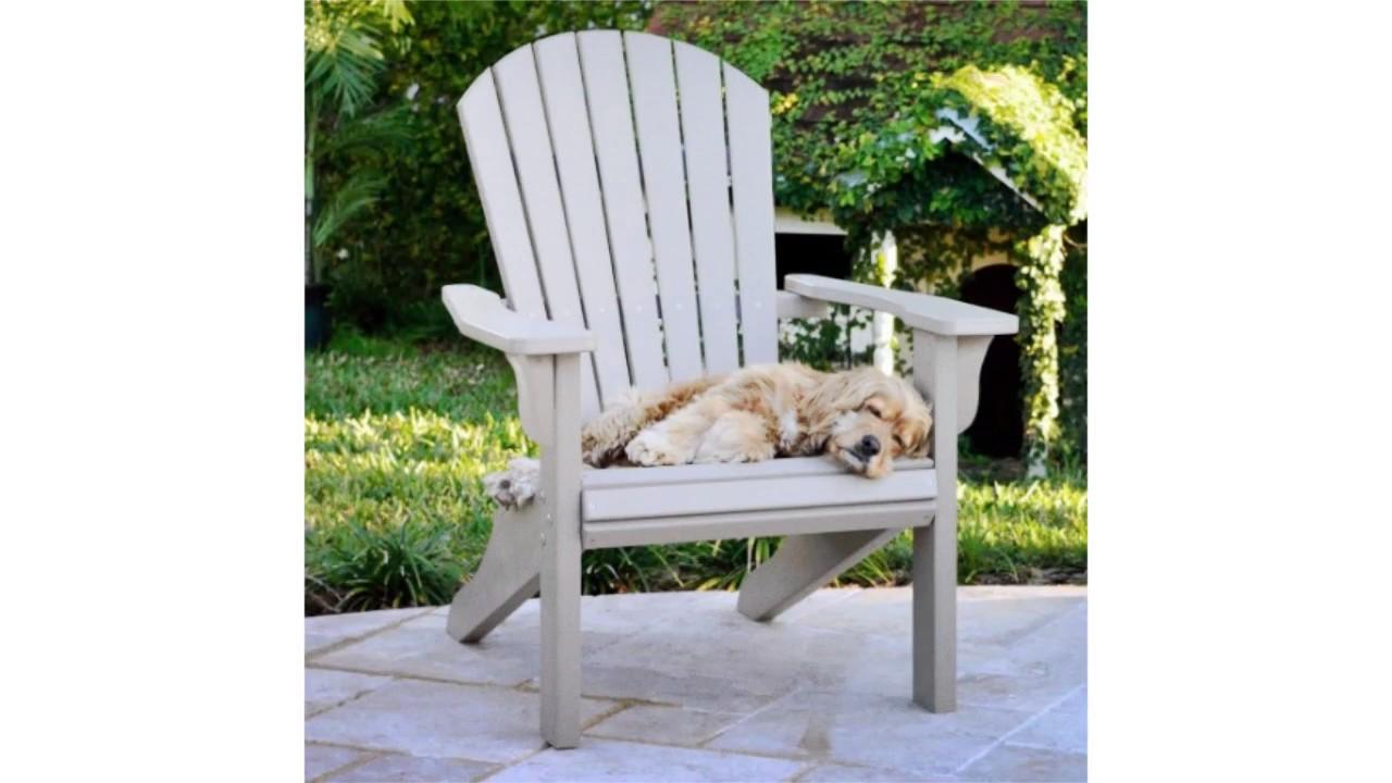 Exceptionnel Shop Loggerhead Adirondack Chair : Premium Poly Patios