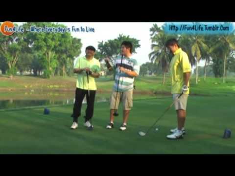 fun-golf-at-gading-raya-golf-club,-jakarta,-indonesia
