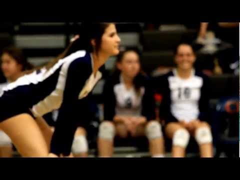 2011 Girl's Volleyball - Cypress High School Travel Video
