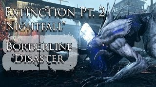 "Extinction Pt. 2 ""Nightfall"" Music Video - Borderline Disaster - COD: Ghosts Extinction song"