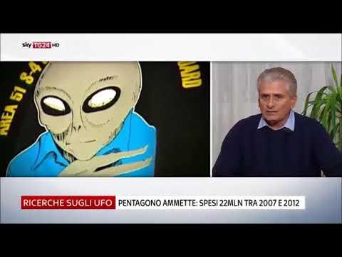 Gli UFO del Pentagono, parla Roberto Pinotti