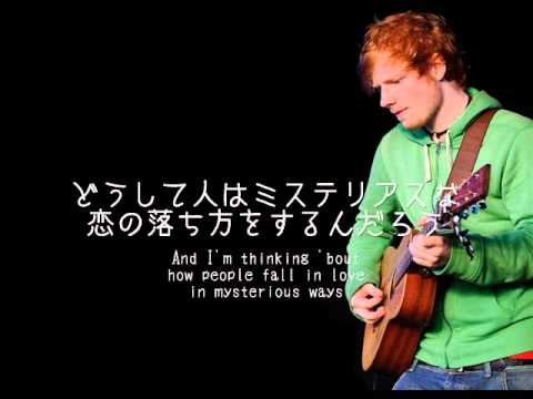 【洋楽劇場】Thinking Out Loud / Ed...