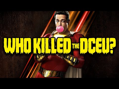 Who Killed the DC Extended Universe?