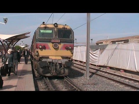 MARRAKECH: Riad, Suk, Medina, Jemaa el Fna ...e Treni ONCF