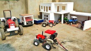 All Toy Tractors and equipments ਪੈਦੀ ਆ ਧੱਕ champion