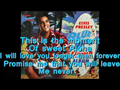 hawaiian-wedding-song---elvis-presley-(-cover-with-lyric-)