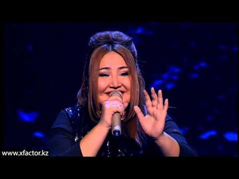 """Ару Ауэзова. """"Мне нравится, что вы больны не мной"""". X Factor Казахстан. 7 концерт. Эп. 16. Сезон 6."""