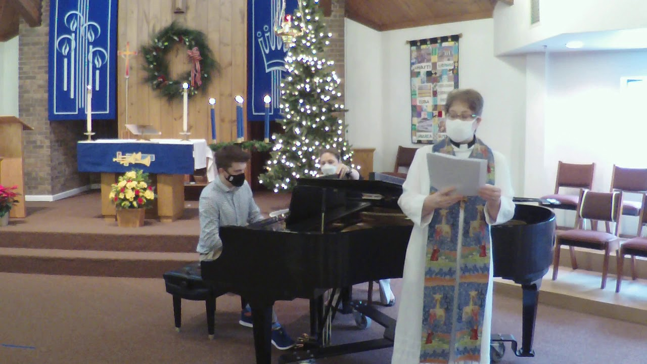 Pastor Jenn   Magnificat