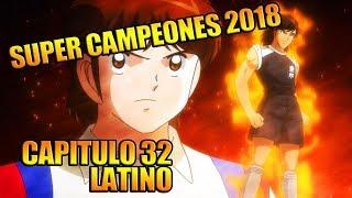 Super Campeones Capitulo 32 Sub Español