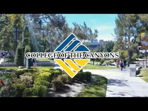 College Of The Canyons Commercial 2016