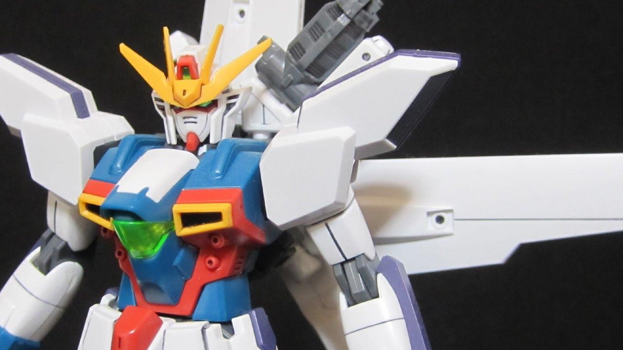 15+ Gundam X Hg Illustration 17