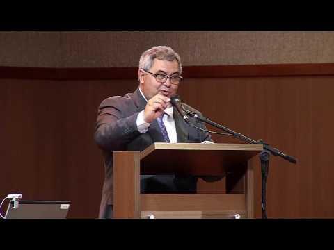 Rev. Roberto Brasileiro Silva - Culto de Ação de Graças