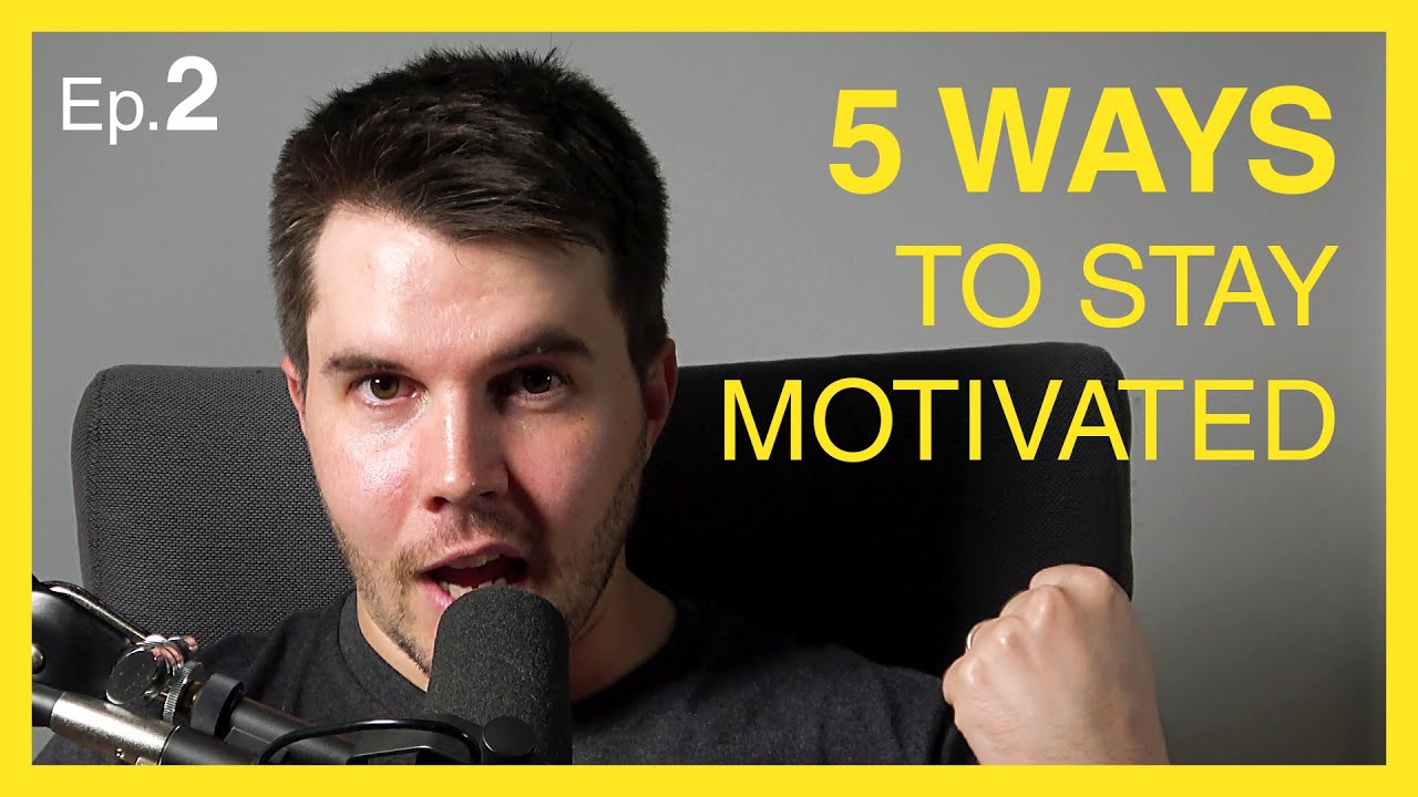 How to Stay Motivated While Failing at Art (Podcast Episode 2)