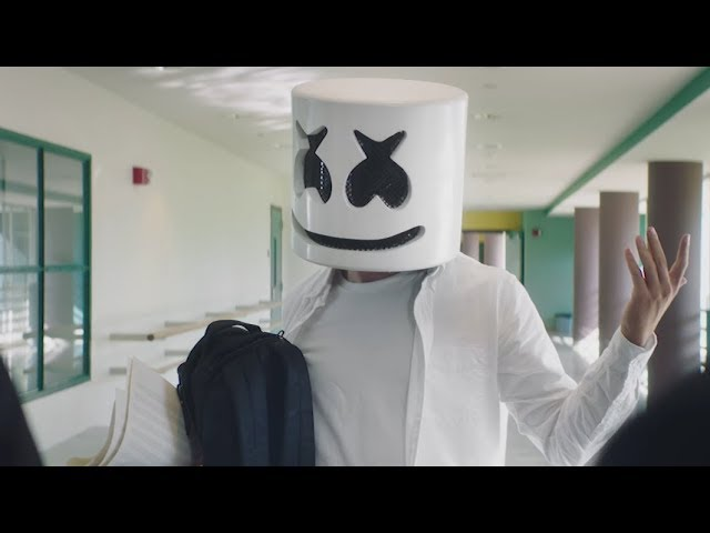 marshmello-blocks-official-music-video