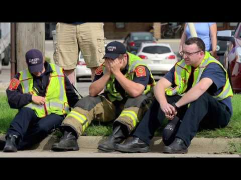 Letters from a First Responder
